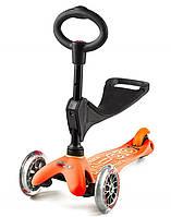Самокат Mini Micro 3in1 Deluxe Orange