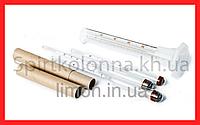 Набор промышленных ареометров (спиртометров) АСП – 3 с 50мл мерным цилиндром (Харьков)