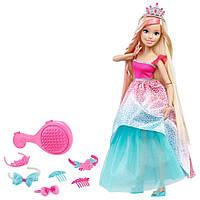 """Велика принцеса Barbie серії """"Казково-довге волосся"""" (Mattel Барби Большая принцесса Сказочно-длинные волосы)"""