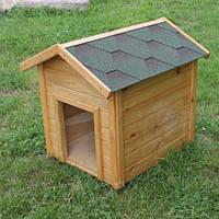 Будка для собак XL № 15А с утепленным полом,  Н850, 800*1150