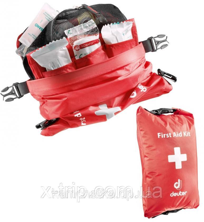 Водонепроницаемая аптечка походная Deuter First Aid Kid DRY M