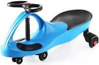 Детская машинка Kidigo Smart Car PU синяя