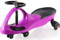 Детская машинка Kidigo Smart Car PU фиолетовая