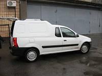 Кунг, кабина, будка, фулбокс, ролет, крышка, старбокс, хартоп, тюнинг,  Renault Logan picap