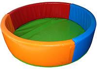 Сухой бассейн для детей Kidigo Круг 1,5 м