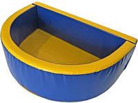Сухой бассейн для детей Kidigo Полукруг