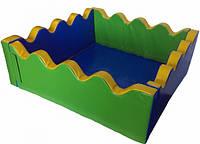 Сухой бассейн для детей Kidigo Море 2 м