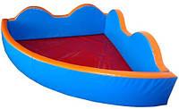Сухой бассейн для детей Kidigo Небо 1,5 м