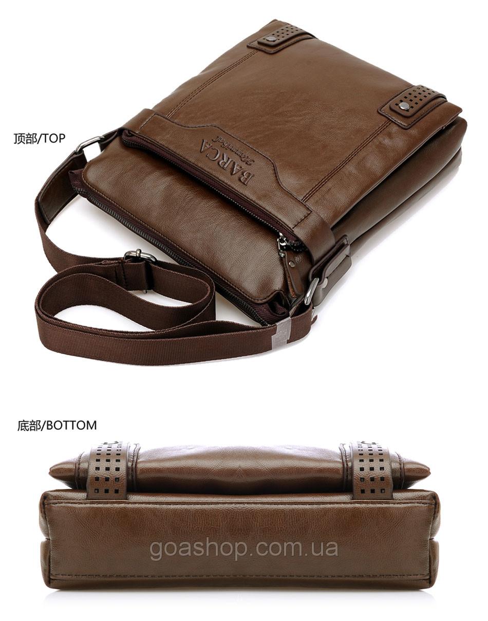 Кожаная сумка BARCA Hannibal. Кожаные изделия. Мужская сумка. Сумки бизнес,  офис, 9b3ff92153d