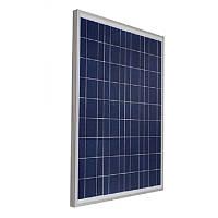 Поликристалическая сонячна батарея Perlight 100Вт 12В