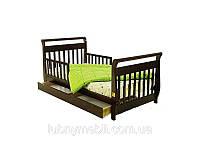 Детская кровать с вместительными ящиками «Лия»