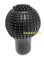 Универсальный силиконовый чехол на ручку КПП HD 01 чёрный