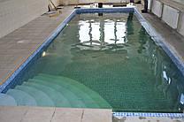 Строительство пленочного бассейна 8 х 3-1,5м