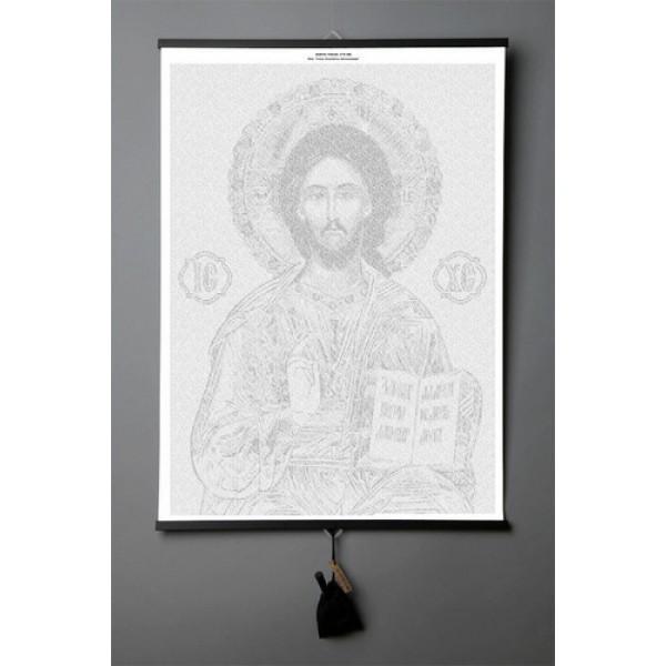 Книга на холсте Отче наш (  Молитва ) - Интернет-магазин PinMe в Киеве