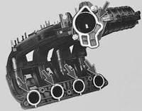 Коллектор, ресивер, ВАЗ 2110, ВАЗ 2111, ВАЗ 2112 впускной (16кл. 1600V) АвтоВАЗ