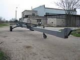 Тележка транспортная для перевозки жатки комбайна, фото 2