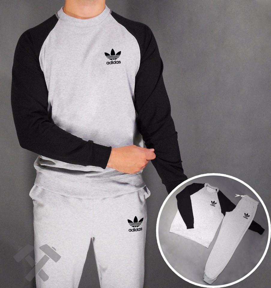 Спортивный костюм Adidas комбо классик - Хайповый магаз. Supreme Thrasher  ASSC Palace Юность Спутник 1985 5a2a1944b80