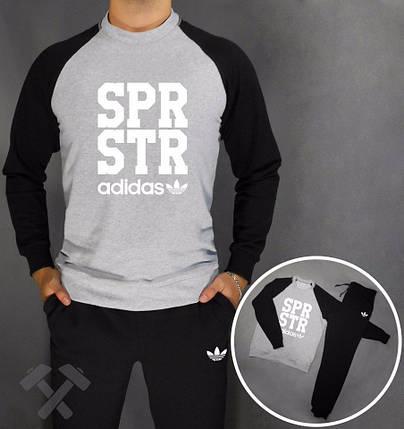 Спортивный костюм Adidas SPR STR (Комбо), фото 2