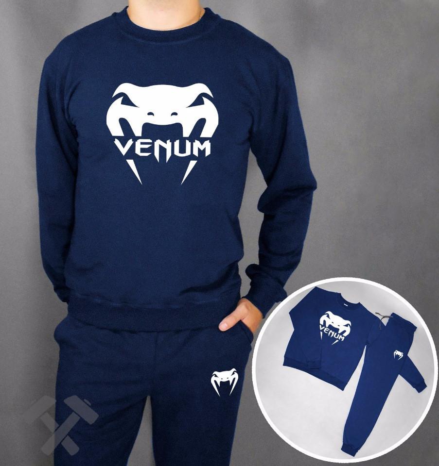 Спортивный костюм Venum большой белый принт