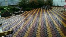 Тротуарная плитка «Кирпичик» 4 см, фото 3