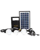Портативная универсальная солнечная система GDLITE GD-8066, ручные фонари, налобные,комплектующее, фонари poli