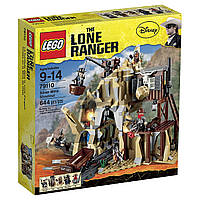 Lego Lone Ranger Перестрелка у серебряной шахты