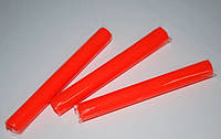 Полимерная глина Пластишка, №0203 оранжевый флуоресцентный, 17 г