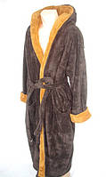 Махровый халат для мужчин