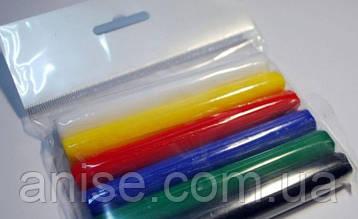 Полимерная глина Пластишка Набор 6 цветов