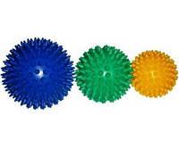 Мяч массажный жёсткий. Диаметр 10,5 см. L