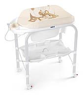Пеленальный стол с ванночкой CAM Cambio