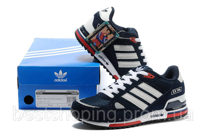 bc4d34946 Мужские кроссовки Adidas ZX 750 Оригинал. - Интернет-магазин
