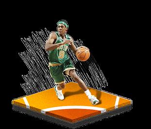 Бесшовное покрытие для баскетбольных площадок