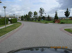 Тротуарная плитка «Кирпичик» 6 см, фото 3