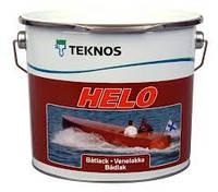 Лак уретан-алкидный Teknos Helo (Текнос Хело),  9л, мат, гл, п/гл