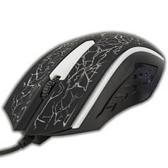 Проводная игровая мышь Beitas X7 Черный компьютерная мышка оптическая дополнительные кнопки USB ноутбук Пк