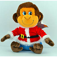 Мягкая игрушка Обезьяна №15043, мягкие игрушки, новогодние игрушки, символ 2016 года,подарки детей