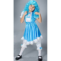 Детский карнавальный костюм Мальвина