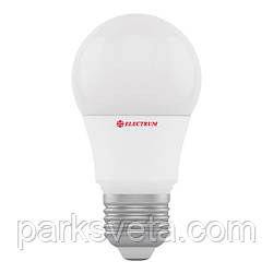 Лампа светодиодная 6W E27 3000K А50 Electrum