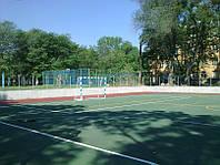 Покрытие из резиновой крошки для футбольной площадки