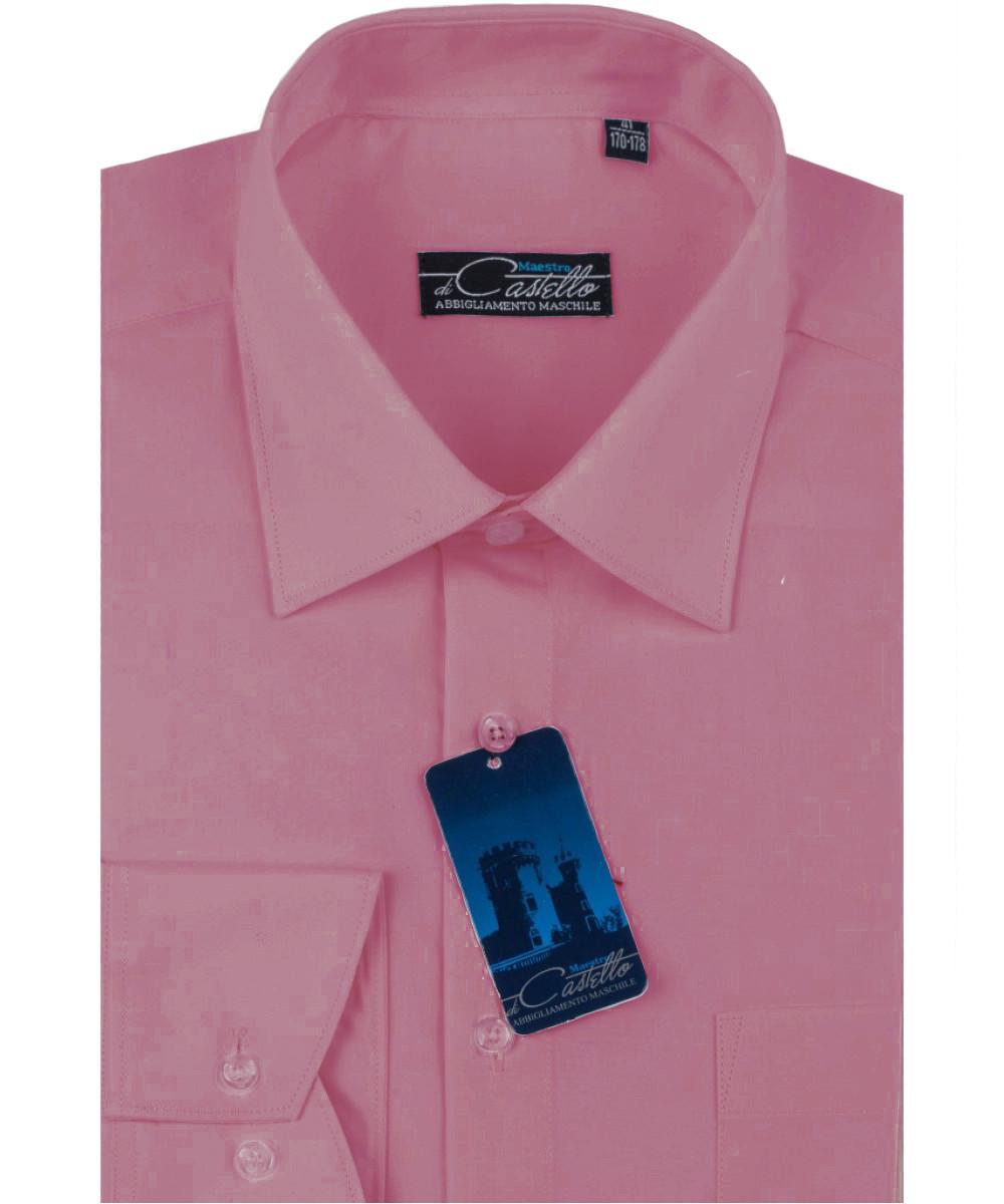 Рубашка мужская Castello Cashmere Rose