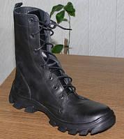 Ботинки высокие утепленные Берцы