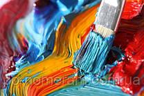 Кисти и акриловые краски