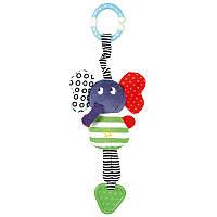 Детская игрушка Слоник с прорезывателем