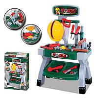 Детский игровой набор стол с инструментами. Super Tools Baby. Высота стола - 71 см., фото 1