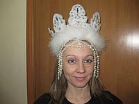 """Корона """"Снежной королевы"""" прокат 150грн."""
