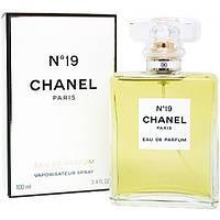 Chanel №19 парфюмированная вода 100 ml. (Шанель №19)