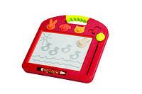 """Развивающие и обучающие игрушки «Battat» (BX1294Z) доска для рисования """"Рафаэль"""", 4 штампа (томатная)"""