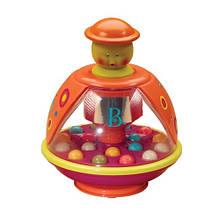 Развивающие и обучающие игрушки «Battat» (BX1119Z) Юла-мандаринка