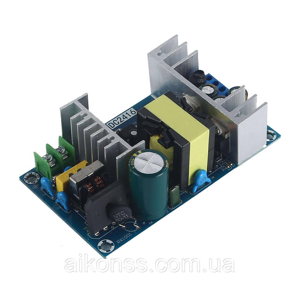 AC-DC Модуль блок живлення 220v 150W 24v 9A WX-DC2416